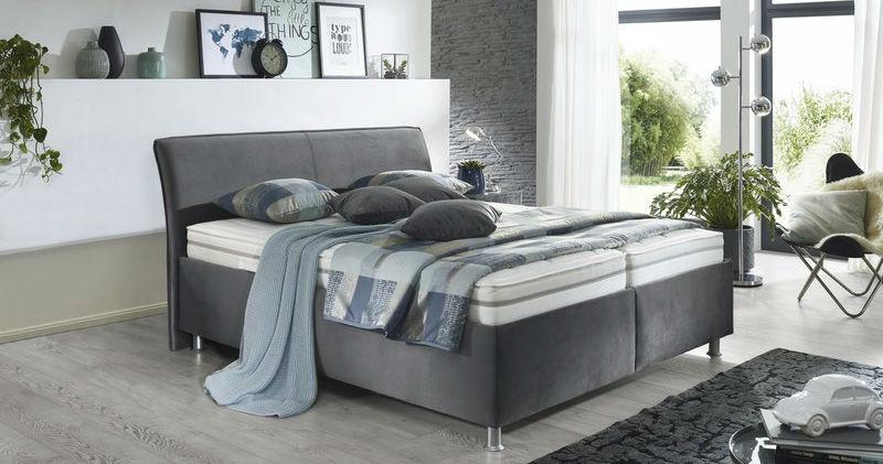 Стилно тапицирано легло