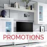 Поръчайте мебели на промоция в магазин COMO
