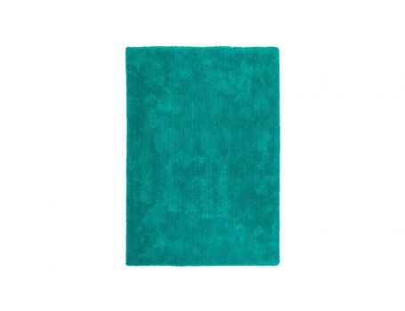 Килим в цвят морско синьо-140 х 200 см