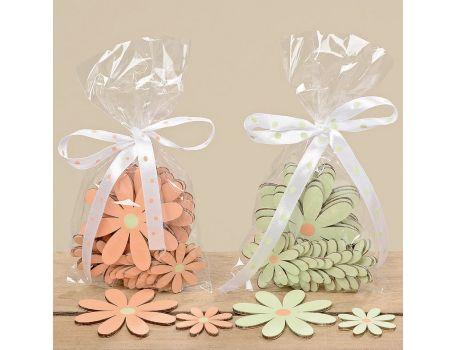 Декоративно цвете конфети