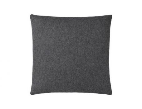 Декоративна възглавница - тъмносиво