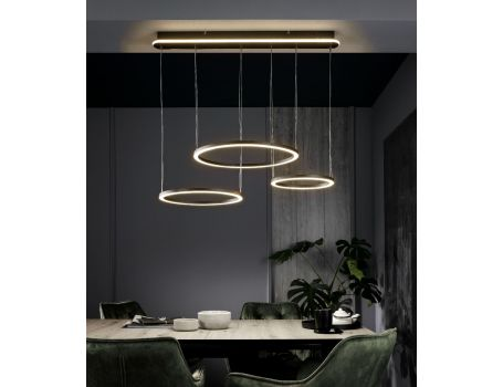 Висяща LED лампа