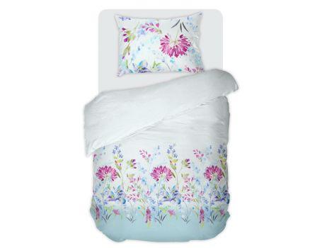 Единично спално бельо от ранфорс