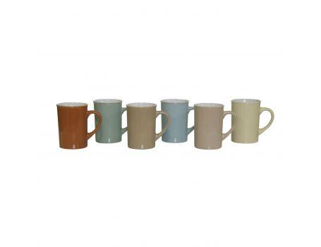 Чаша за кафе - различни цветове