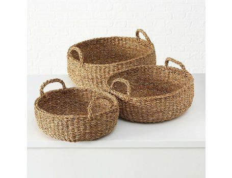 Кръгла кошница - различни размери