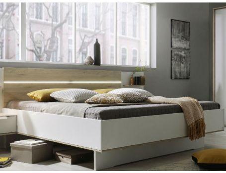 Легло с осветление 180х200 см