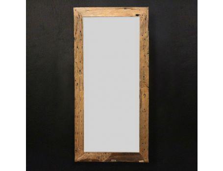 Огледало от тиково дърво