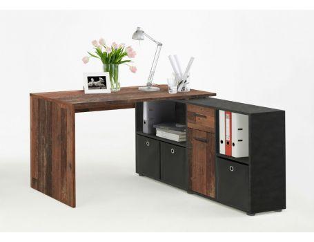 Бюро с шкаф