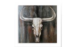 Картина бивол