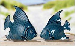 Декоративна керамична риба