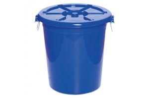 Кофа за смет с капак – 65 л.