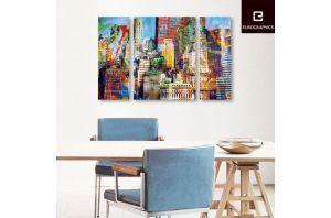 Серия стъклени картини за стена
