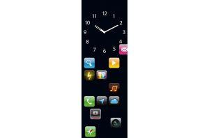 Декоративен часовник Which App?