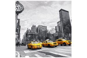 Картина YELLOW TAXI NYC