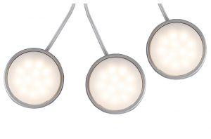 LED луни 3 бр