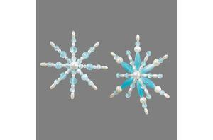 Декоративна снежинка