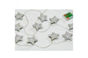 Декоративни лампички-звезди