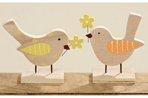 Декоративна птица LINA