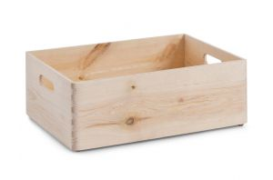 Дървена кутия за съхранение