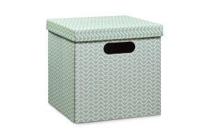 Картонена кутия за съхранение