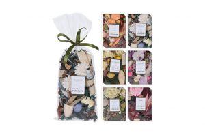 Торбичка с декоративни цветя