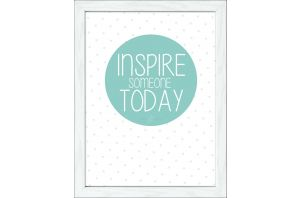 Картина INSPIRE SOMEBODY TODAY