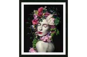 Картина FLOWERWOMAN