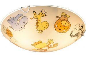 Детска таванска лампа