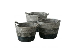 Кръгла кошница, различни размери