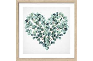 Картина EUCALYPTUS HEART
