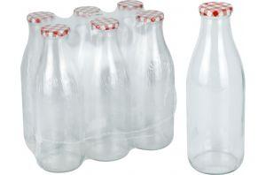 Стъклена бутилка