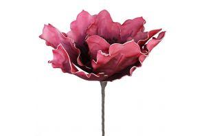Декоратвино цвете в розово