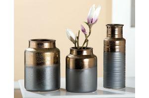 Керамична ваза - височина 21 см