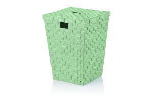 Кош за дрехи - зелен