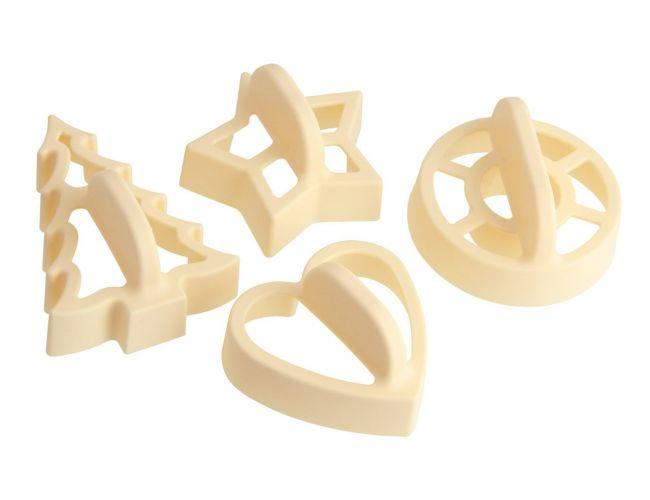 форми за изрязване на тесто